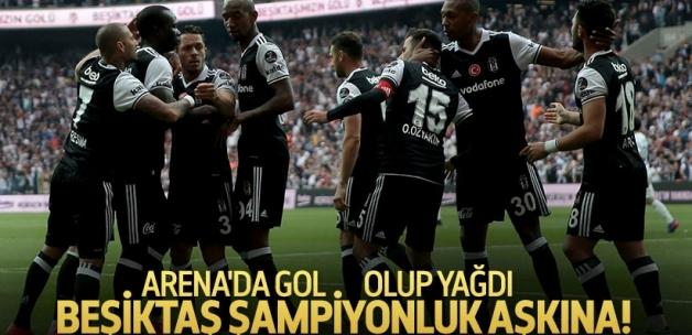 Beşiktaş-Kasımpaşa maç sonucu: 4-1