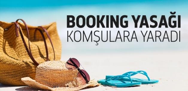 Booking' yasağı komşulara turist kaptırıyor