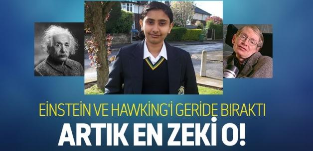 Dünyanın en zeki insanı: 12 yaşındaki Rajgauri Pawar