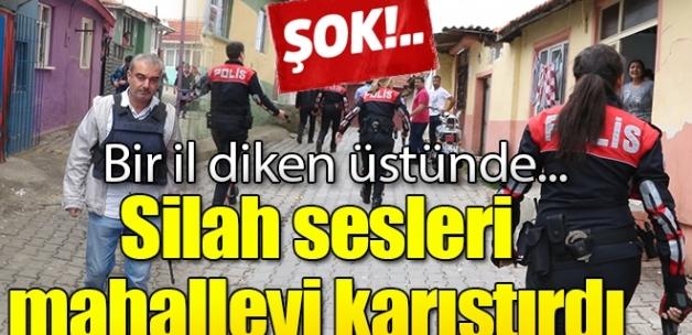 Edirne'de sıcak dakikalar