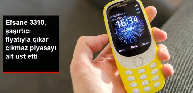 Efsane Nokia 3310'un Yeni Versiyonu Şaşırtan Fiyatıyla Piyasaya Çıktı