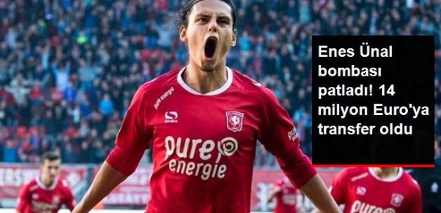 Enes Ünal, İspanyol Ekibi Villarreal'e Transfer Oldu