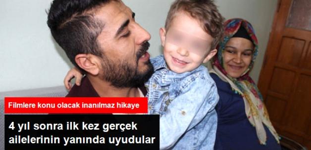 Hastanede Karıştırılan Çocuklar 4 Yıl Sonra Gerçek Ailelerine Teslim Edildi