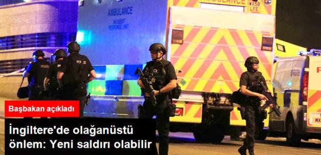 İngiltere'de Terör Tehdidi Seviyesi En Yüksek Basamağa Yükseltildi