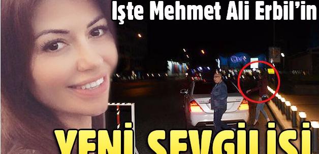 İşte Mehmet Ali Erbil'in kendisinden 29 yaş küçük sevgilisi