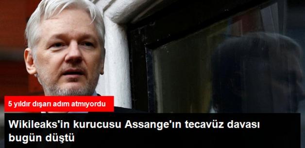 İsveç Mahkemesinden Assange İçin Flaş Karar: Tecavüz Suçlaması Düşürüldü