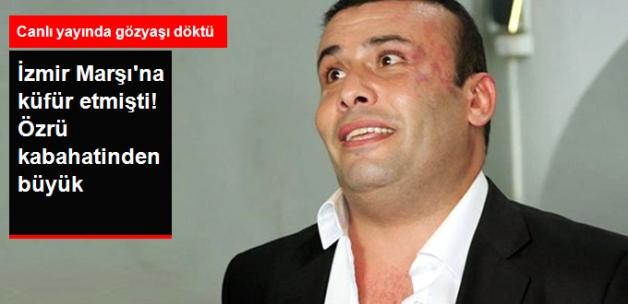 İzmir Marşı'na Küfür Eden Ebubekir Öztürk: Marşın Önemini Bilmiyordum