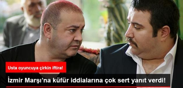 Kolpaçino'nun yıldızı hakkında çıkan ''İzmir Marşı'na Küfür'' iddialarına sert yanıt verdi!