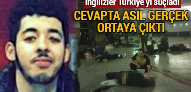 Manchester saldırganının İstanbul üzerinden İngiltere'ye gittiği iddiası
