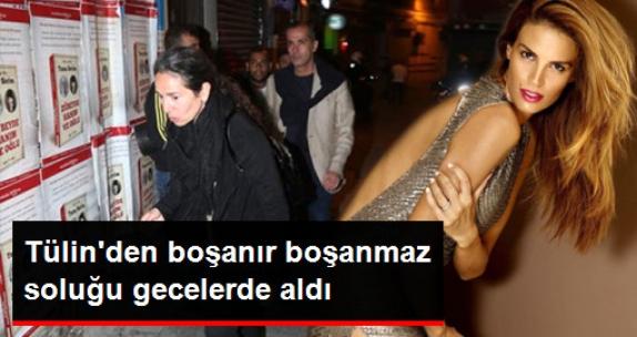 Mehmet Özer, Tülin Şahin'den Ayrılır Ayrılmaz Soluğu Gecelerde Aldı