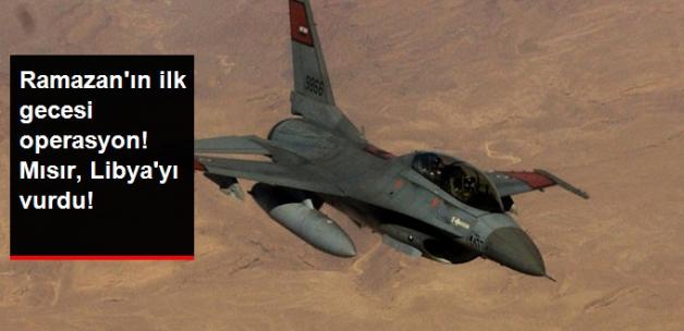 Mısır, Hristiyanlara Yapılan Saldırı Sonrası Libya'yı Vurdu