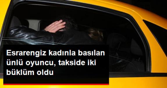 Murat Cemcir, Çapkınlıkta Yakalanınca Görünmemek İçin Takside İki Büklüm Oldu