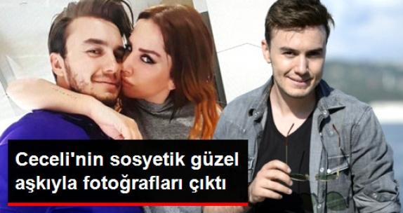 Mustafa Ceceli'nin Yeni Aşkıyla Fotoğrafları Ortaya Çıktı
