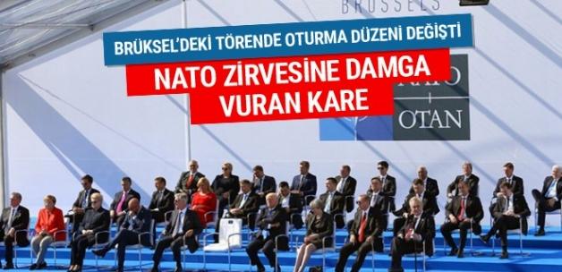 NATO'da oturma düzeni değişti işte Erdoğan'ın yeri