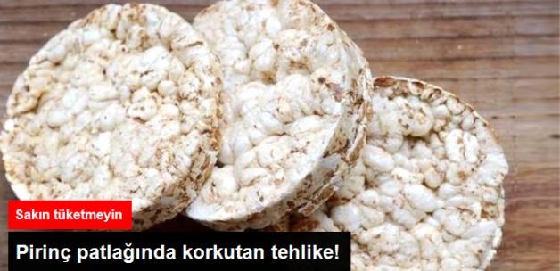 Pirinç Patlağı Tehlikeli Oranda Arsenik İçeriyor