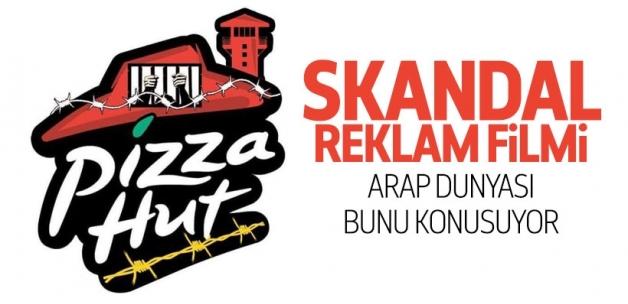 Pizza Hut'tan skandal reklam filmi