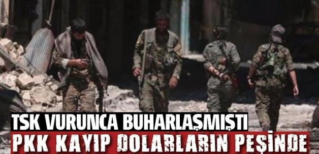 PKK kayıp dolarların peşine düştü