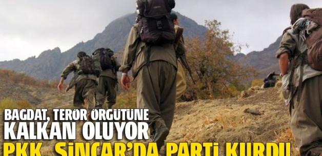 PKK, Sincar'da parti kurdu