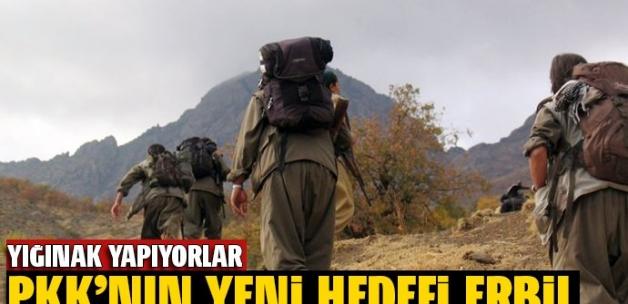PKK'nın yeni hedefi Erbil