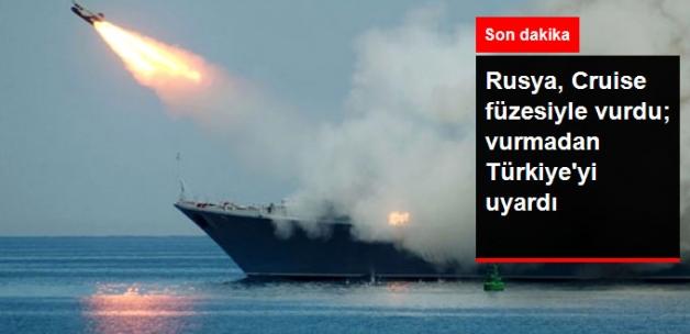 Rusya Önce Türkiye'ye Haber Verdi Sonra DEAŞ'ı Vurdu