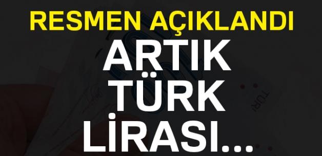 Serbest bölgelerde Türk lirası da kullanılabilecek
