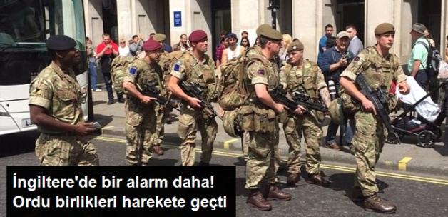 Son Dakika! İngiltere'de İhbar Telefonu Ordu Birliklerini Harekete Geçirdi