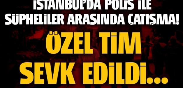 Son dakika! İstanbul Kartal'da çatışma: 1'i ağır 6 yaralı