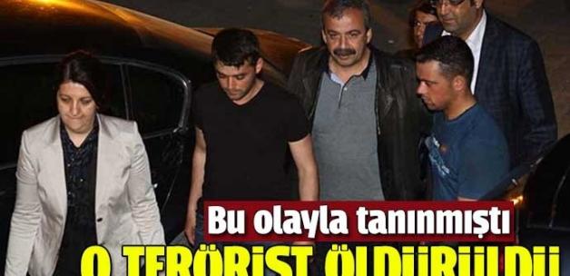 'Şovmen' terörist 'Ali Norşin' öldürüldü