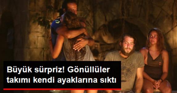 Survivor'da Büyük Sürpriz! Ogeday ve Volkan'ı Eleme Potasına Soktular