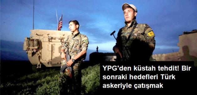 Terör Örgütü YPG'den Küstah Tehdit: Rakka'dan Sonra Hedefimiz İdlib