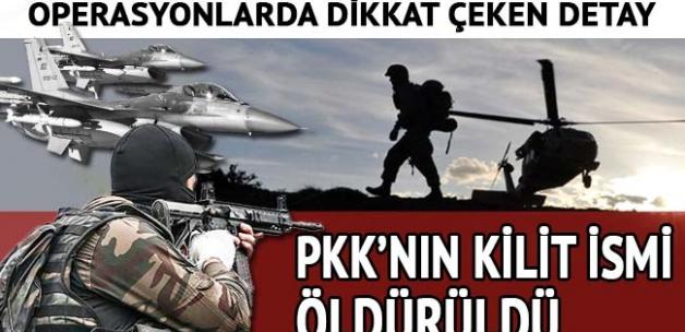 TSK: 152 terörist etkisiz hale getirildi
