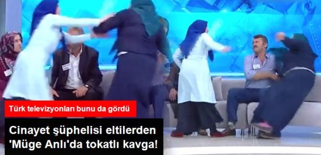 Türkiye'nin Konuştuğu Cinayette Eltiler Canlı Yayın Sonrası Birbirine Girdi