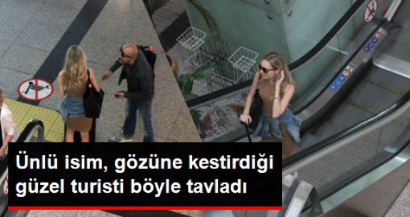 Yüksek Sadakat'in Eski Solisti Kenan Vural, Havaalanında Turist Tavladı