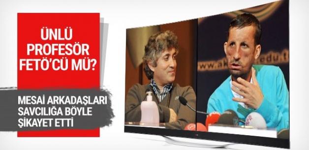 Yüz nakilleriyle ünlü profesör Ömer Özkan FETÖ'cü mü?