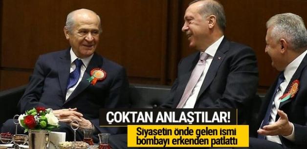 AK Parti ve MHP 2019 için çoktan anlaştı!