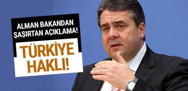 Alman bakandan şaşırtan PKK açıklaması! Türkiye...