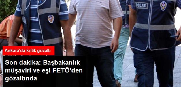 Başbakanlık Yüksek Müşaviri Birol Erdem, FETÖ'den Gözaltına Alındı