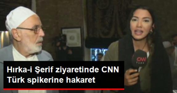 CNN Türk Muhabirine Canlı Yayında Hakaret: Belasın