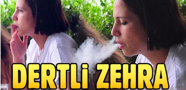 Dertli Zehra Çilingiroğlu