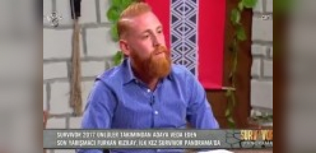 Furkan Kızılaydan'dan Survivor Panorama'ya sert tepki