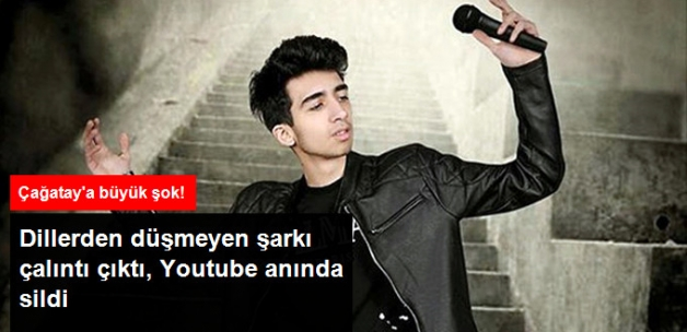 'Gece Gölgenin Rahatına Bak' Şarkısı Çalıntı Çıkınca Youtube Klibi Kaldırdı