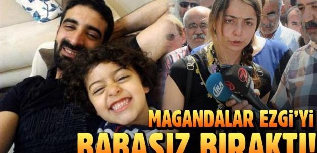 İstanbul'da maganda kurşunu Ezgi'yi babasız bıraktı
