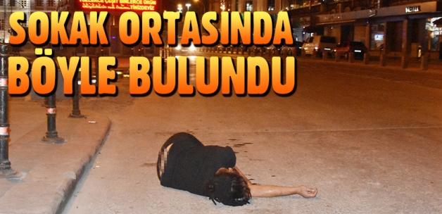 Konya'da bir kadın erkek arkadaşı tarafından öldüresiye dövüldü