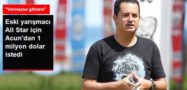 Mustafa Topaloğlu, Survivor All Star'da Yarışmak İçin 1 Milyon Dolar İstedi
