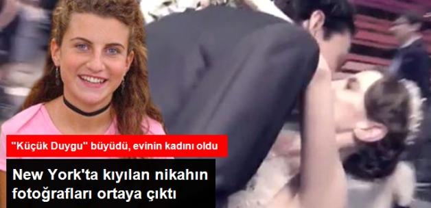 Oyuncu Ayşecan Tatari'nin Nikah Fotoğrafları Ortaya Çıktı