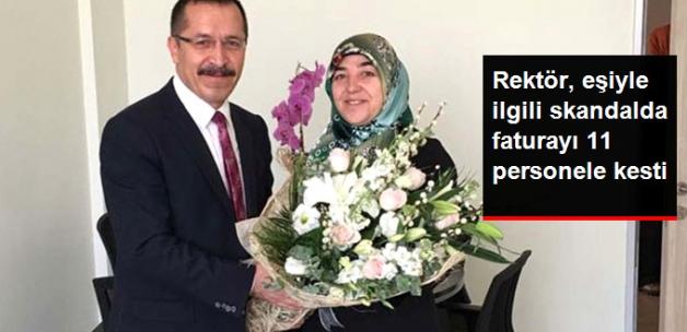 Pamukkale Üniversitesi Rektörü, Eşini Atamasıyla İlgili Skandalın Faturasını Personele Kesti