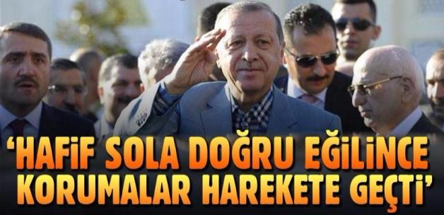 Recep Tayyip Erdoğan rahatsızlandı! İşte camide yaşananlar...