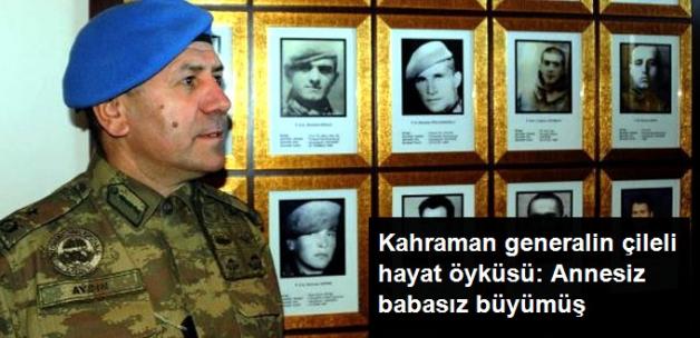 Şehit Tümgeneral Aydoğan Aydın Öğretmenlik Yaparken Subay Olmaya Karar Vermiş