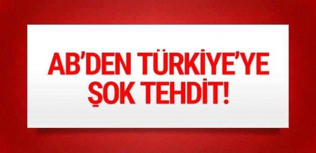 Avrupa Komisyonu Başkanından Türkiye'ye tehdit