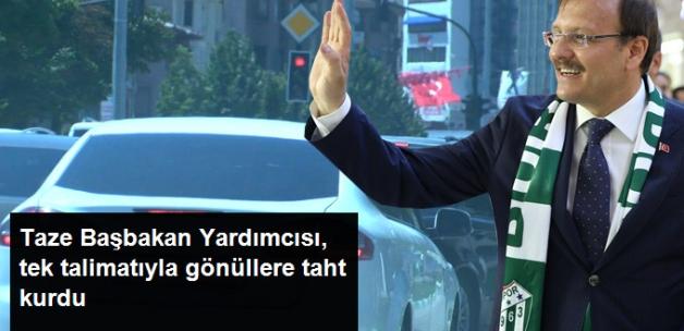 Başbakan Yardımcısı Çavuşoğlu Talimat Verdi, Şoförü ve Eskortlar Bütün Işıklarda Durdu